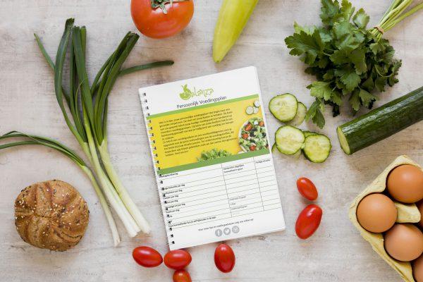 Online Voedingsplan